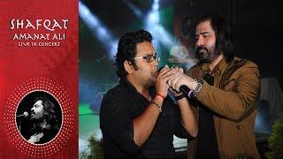 Mora Saiyan/Khamaj - Shafqat Amanat Ali Live at Phoenix Mall Bangalore 22nd November, 2014
