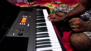 Sajana Ve | Palash Muchhal | Monali Thakur | Piano Cover