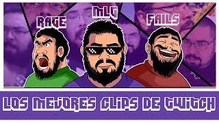 Los Mejores clips de Twitch   Rage   Fails   MLG Plays   omg   777 semana 13