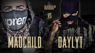 KOTD - Rap Battle - Madchild vs Daylyt | #Blackout5