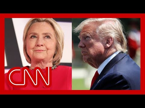 See Clinton s biting response to Trump s new conspiracy