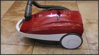 How To Change A Canister Vacuum Bag