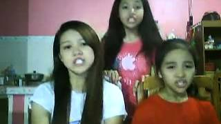 Oppa Gangnam Style cover by COLON SISTERS