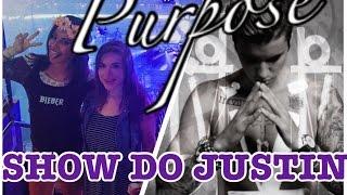 ❤FUI NO SHOW DO JUSTIN - PURPOSE TOUR 2016 !!!