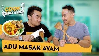 ADU MASAK AYAM - Chef Yuda Bustara VS Reno | COOK BATTLE #6