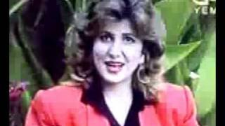 منتهى الرمحي مذيعة قناة العربية