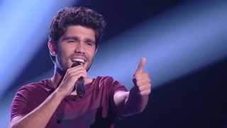 "Ricardo Mestre - ""I will always love you""   Provas Cegas   The Voice Portugal   Season 3"