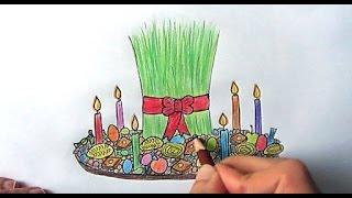 Semeni nece cekilir-Novruz Bayraminiz mubarek (Ehedov Elnur)