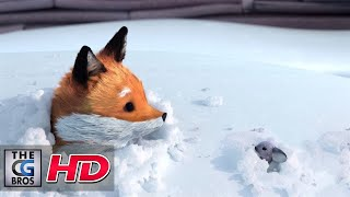 "CGI **Award Winning** 3D Animated Short: ""A Fox And A Mouse"" - by ESMA"