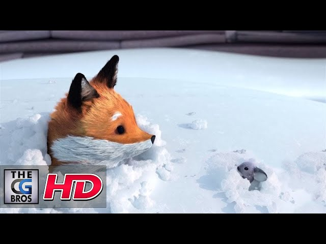 """CGI **Award Winning** 3D Animated Short: """"A Fox And A Mouse"""" - by ESMA"""