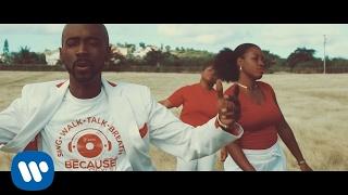 Sherwin Gardner - Because of You (Official Music Video)