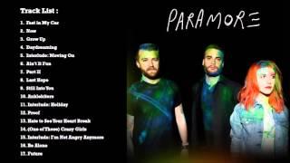 PARAMORE Self Titled 2013 full album