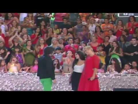 Banda Hori no TV Xuxa Fiuk Canta P Irmã Atriz Cleo Pires IMPERDIVEL E ENCANTADOR