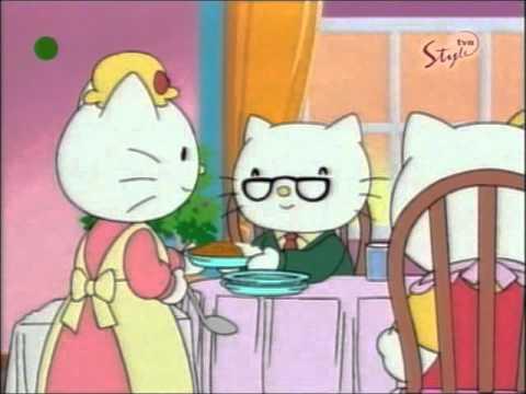 Hello Kitty odcinek 2 A bajki Myj ręce Kitty PL