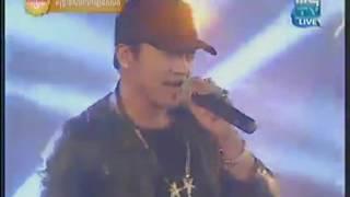MYTV Ganzberg Concert Song by Khemarak Sereymon 05 Feb 2016
