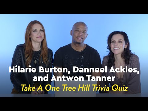 The One Tree Hill Cast Takes the Ultimate One Tree Hill Trivia Quiz