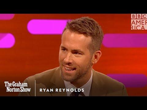 Ryan Reynolds Worst Flirting The Graham Norton Show
