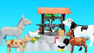 PLAYMOBIL Country Life Farm Animals Toy Building Set Build Review