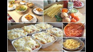 """""""أطباق عالمية من كوزينتي"""" : اللازينيا الكذابة و كيفية تجميدها"""