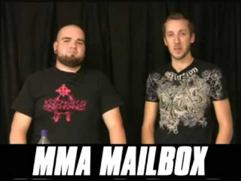 MMA Mailbox Who Are Our Favorite Fighters