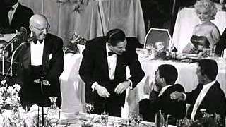 Marilyn Monroe Rare Footage - With Dean Martin And Jerry Lewis 1955