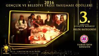 AK PARTİ YEREL YÖNETİMLER BELDE BELEDİYE KATEGORİSİ ÖDÜLLERİ