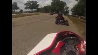 SRR 8/3/14 Animal Sr Race 1. Start in the rear of the Honda JR2 field.