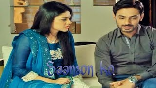 Rameeze and Haya VM ..... Alvida ...... Zahid Ahmed ....... Sansoon ko