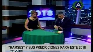 RAMSES Y SUS PREDICCIONES PARA ESTE 2018