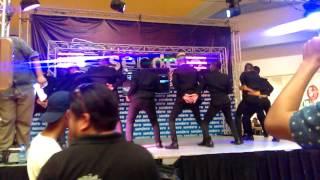 Suprem Dance En El Evento De The Dance Is My Life