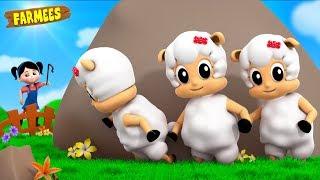 Little Bo Peep Has Lost Her Sheep | Nursery Rhymes For Kids | Baby Songs | Children Rhymes