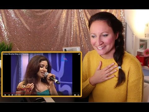 Xxx Mp4 Vocal Coach REACTS To SHREYA GHOSHAL Sing With YESUDAS 3gp Sex