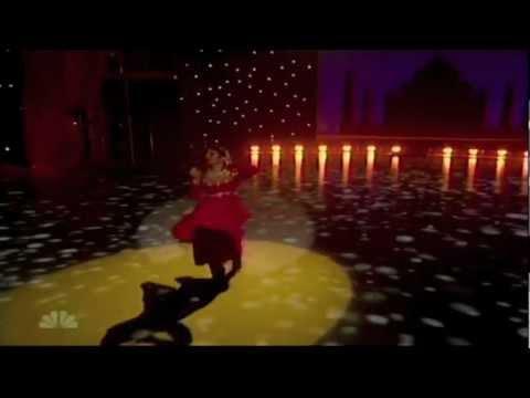 AMRAPALI AMBEGAOKAR WINS THE SILVER MEDAL ON NBC'S SUPERSTARS OF DANCE