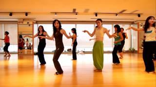 Poovai Poovai - Choreography by Satya Danz - mYoga Hong Kong