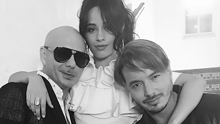 Camila Cabello New Music Video with Pitbull and J Balvin
