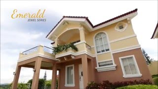 House and Lot in CDO - Emerald with Carport