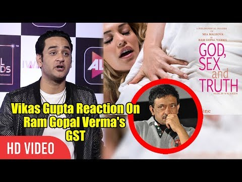Xxx Mp4 Vikas Gupta Reaction On RGV S God Sex And Truth Short Film Ram Gopal Verma GST 3gp Sex