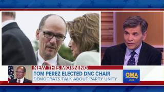 Democrats look toward future with new DNC chair Tom Perez