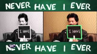 Shah Rukh Khan Plays  Never Have I Ever with Karan Singh Chhabra