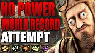 (ROUND 54) (8TH PLACE) BURIED NO POWER CHALLENGE - BLACK OPS 2 ZOMBIES