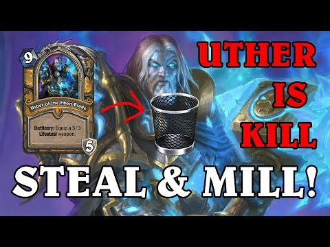 Xxx Mp4 Enemy Priest Steals AND Mills My Uther Of The Ebon Blade 3gp Sex