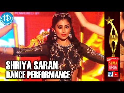 SIIMA 2014 Tamil - Shriya Saran Exclusive Dance Performance