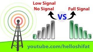 মোবাইলের নেটওয়ার্ক সমস্যা সমাধান (পর্ব ০১) Symphony Xplorer H120 Network Problem Solution