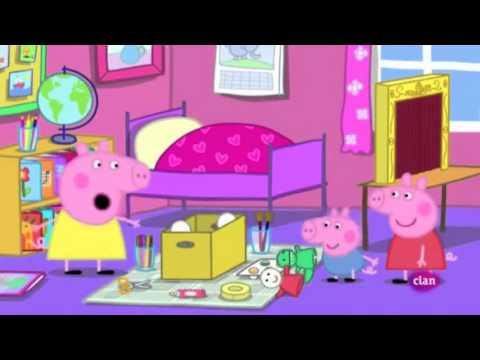 Peppa Pig la cerdita en español