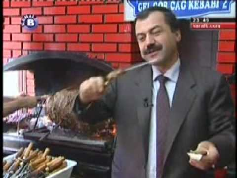 Erzurum Kadayif Dolmasi Cag Kebab 3 3 Ellerin Türküsü Kanal B