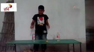1 Liter Water Challenge || ১ লিটার পানি বাজী || Robi TV
