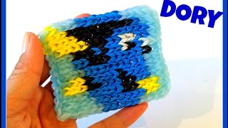 Rainbow Loom Nederlands, Dory, Mural, easy