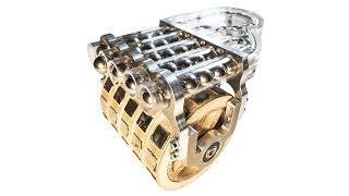 Marble Demagnetizer V3 - Marble Machine X #62