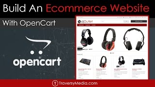 Build a Full Featured Ecommerce Website With Opencart