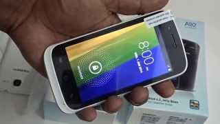 Karbonn Smart A92 Mobile Unboxing Video